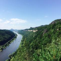Elbsandsteingebirge (Germany)